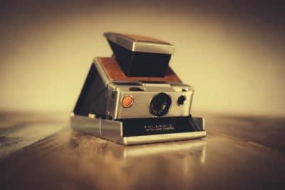 Polaroid SX-70 | © Andreas Bender