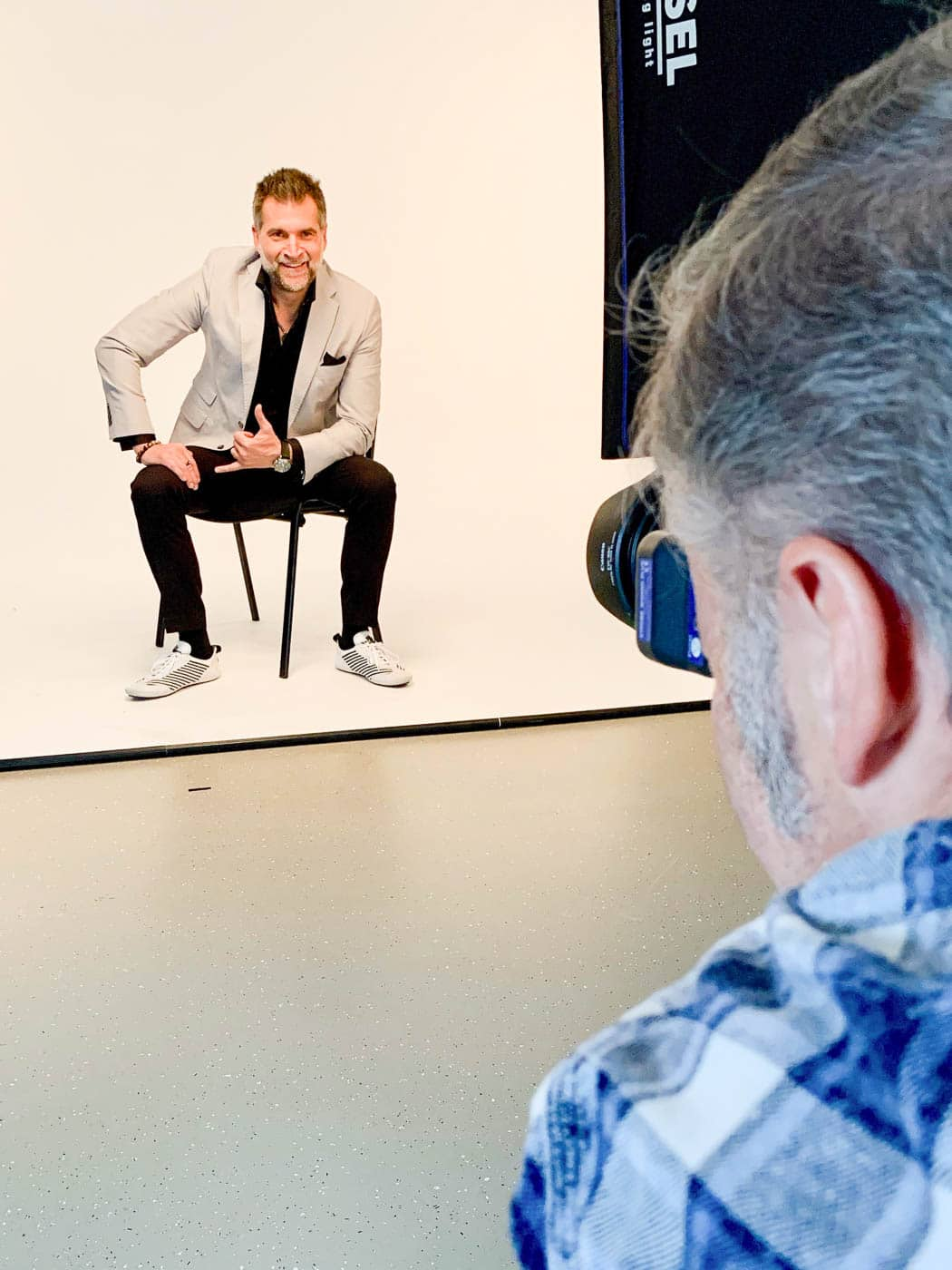 Slatco Sterzenbach, Making Of | © Andreas Bender, SocialMedia-Fotograf